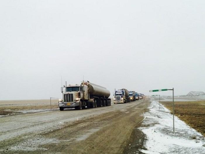 Dalton Highway Reopens to Traffic