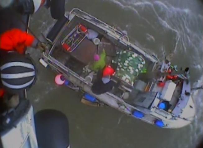 Coast Guard Rescues Two Near Togiak