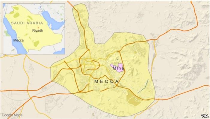 Hundreds Killed in Hajj Stampede