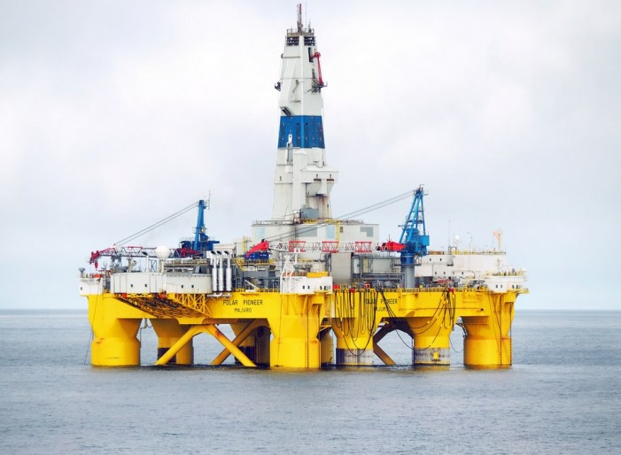 Shell Ceases Exploratory Operations in Chukchi Sea