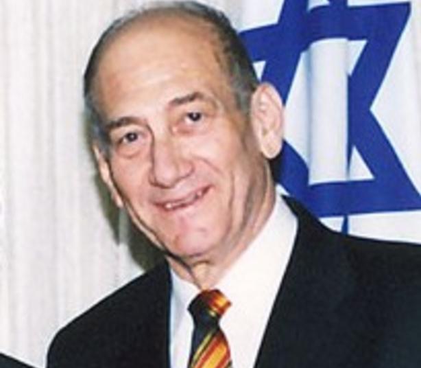 Former Israeli PM Olmert Headed to Prison
