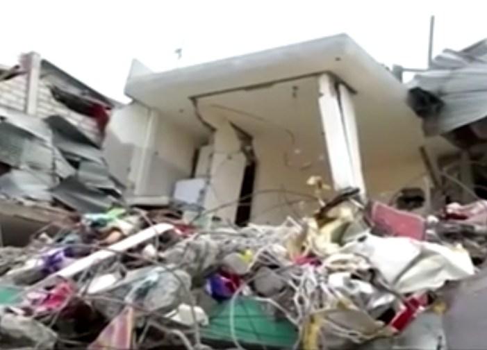 Ecuador Quake Death Toll Rises to 350
