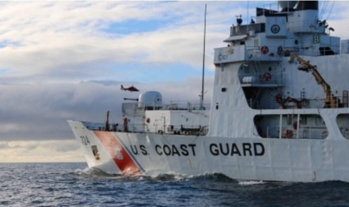 USCG Cutter Munro Returns to Kodiak after Winter Deployment
