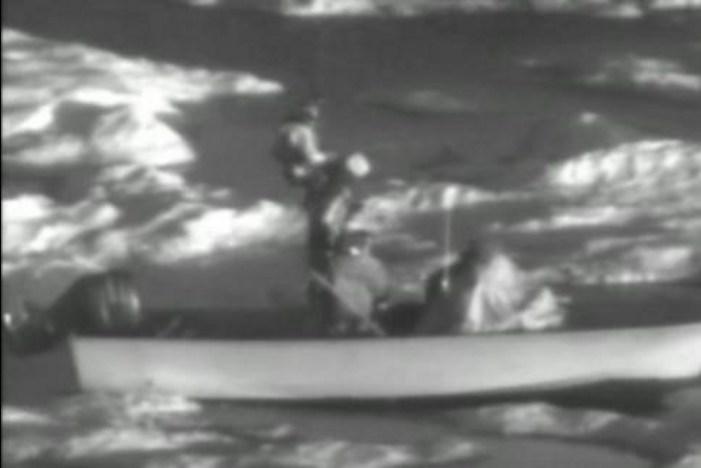 Coast Guard Rescues Six Hunters Near Nome