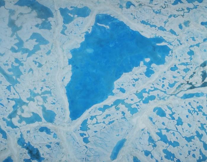 NASA Science Flights Target Melting Arctic Sea Ice