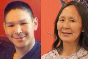 Albert Sheldon, and his mother, Merna Sheldon died in a Kobuk River boating accident this week. Image-GoFundMe