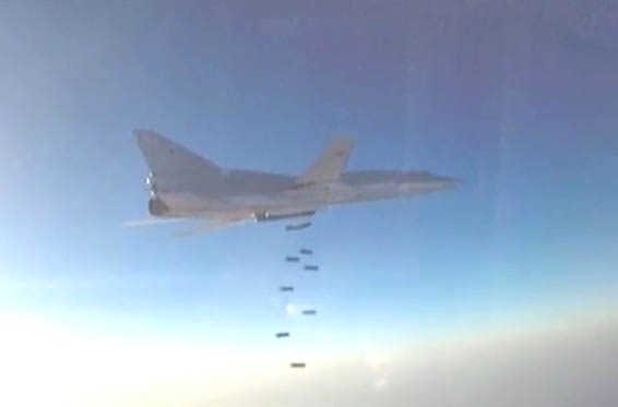 US Coalition Clears Russian Warplanes' Path Through Iraq