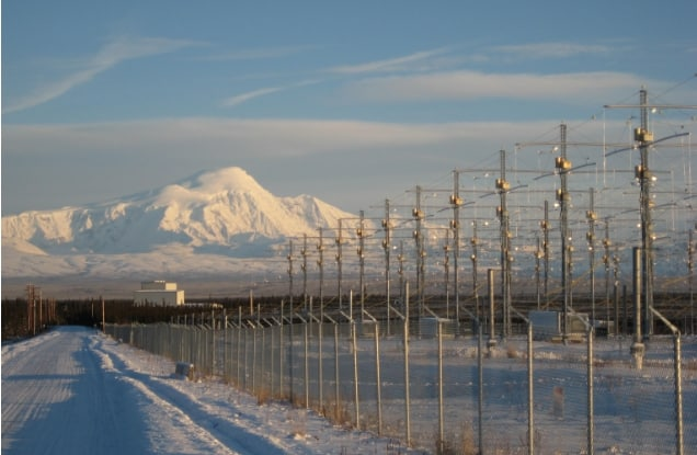 Open House at HAARP
