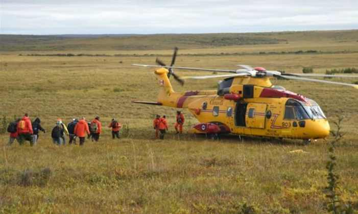 Preparing for the Worst through Practice: Exercise Arctic Chinook 2016