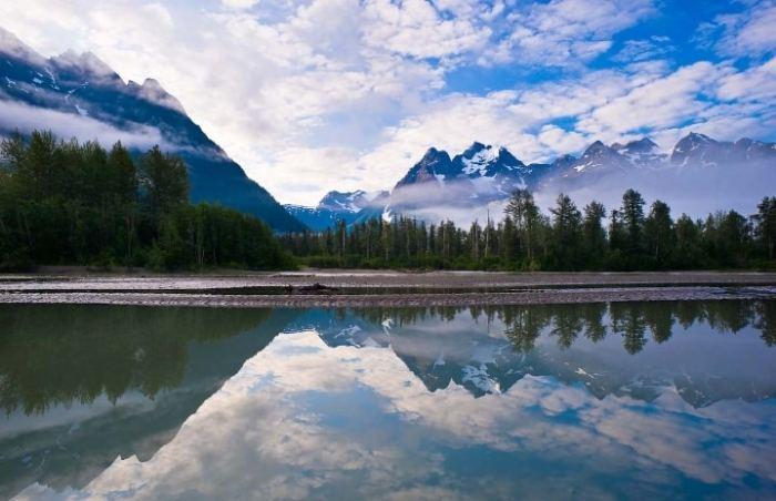 Push for SE Alaska River Protection