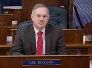New Speaker of the Alaska House of Representatives, Representative Bryce Edgmon(D-Dillingham). Image-Alaska House Majority
