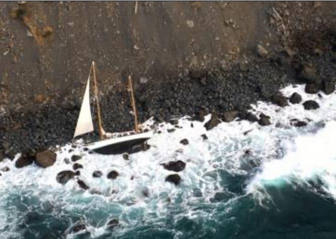 Coast Guard Rescues Mariner North of Kodiak