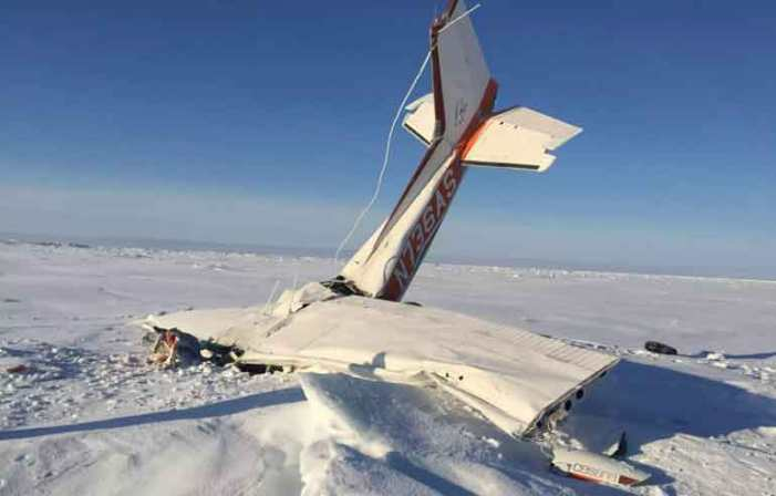 NTSB Releases Preliminary Report on Fatal March 5 Nome Crash