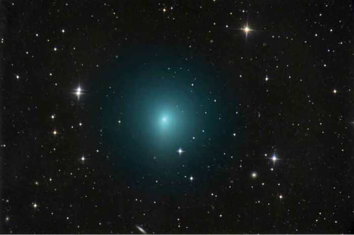 'April Fool's Day' Comet Passes by Earth at 13 Million Miles