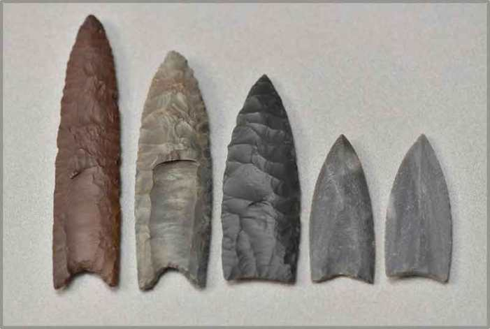 """Archaeologist Explains Innovation of """"Fluting"""" Ancient Stone Weaponry"""