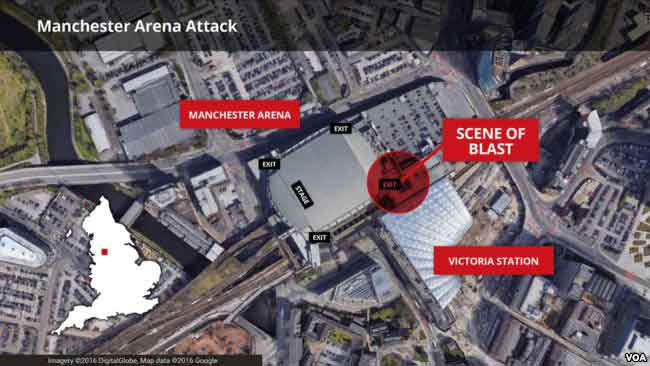 Brother, Father of Alleged Manchester Bomber Arrested in Libya