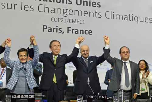 US Formally Exits Paris Global Climate Pact Amid Election Uncertainty