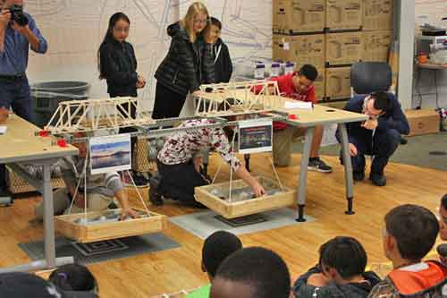 ANSEP partners with Anchorage School District for second Middle School Academy of 2017