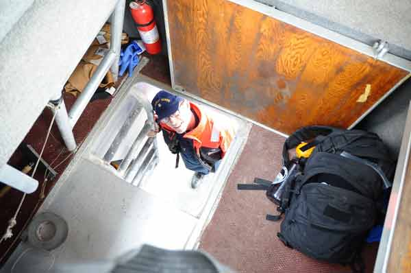 Coast Guard to Conduct Dockside Fishing Vessel Exams for Bristol Bay