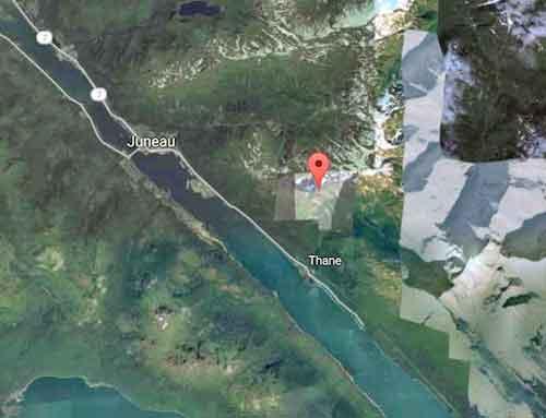 Coast Guard Plucks Lost Hiker from Mount Roberts