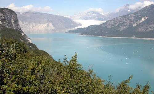 Retreating Glaciers Spur Alaskan Earthquakes