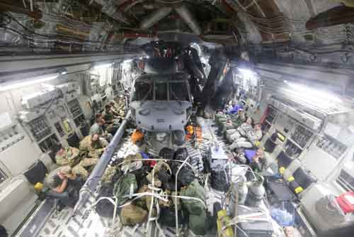 Alaska Air National Guard Deploys in Support of Hurricane Disaster Relief Operations