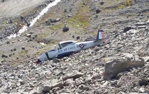 Fairbanks Pilot Indicted for Obstruction in 2014 Atigun Pass Crash Investigation