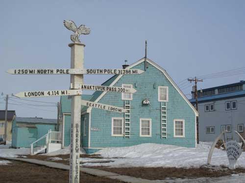 Utqiagvik, Where the Climate has Changed