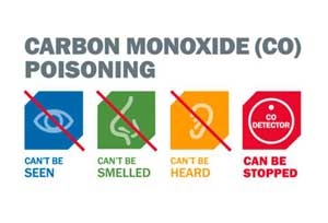 EPA Top Tips to Prevent Carbon Monoxide Poisoning in Home, Workshop or Garage