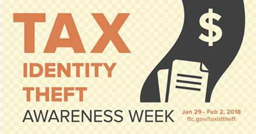 Beware of Tax Identity Theft