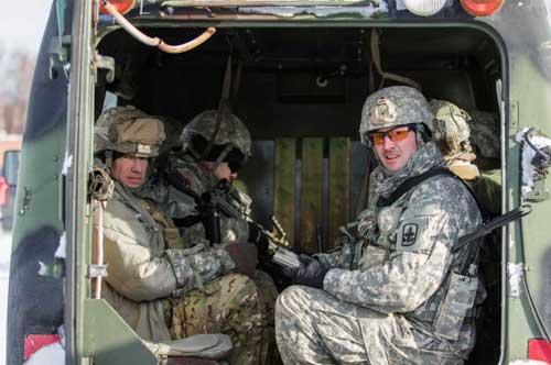 Alaska National Guard Advances, Fortifies Arctic Emergency Response