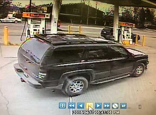 APD Seeks Tuesday's Shell Station Armed Robbers