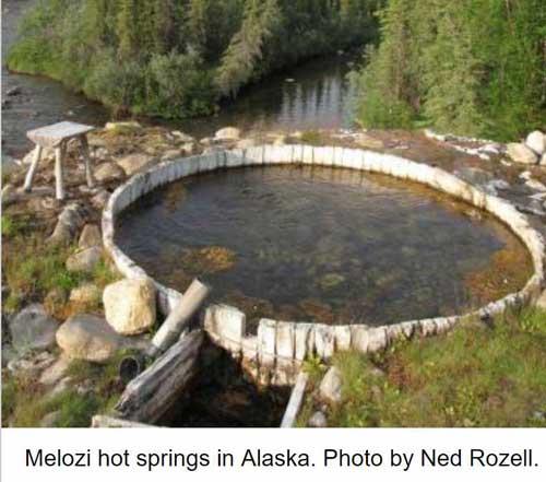 Alaska Hot Springs, Far and Wide
