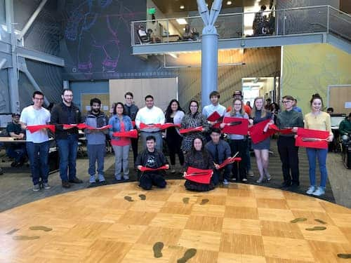 ANSEP's Full-Time Acceleration Academy (Anchorage) Students Graduate High School with an Average of 40 College Credits