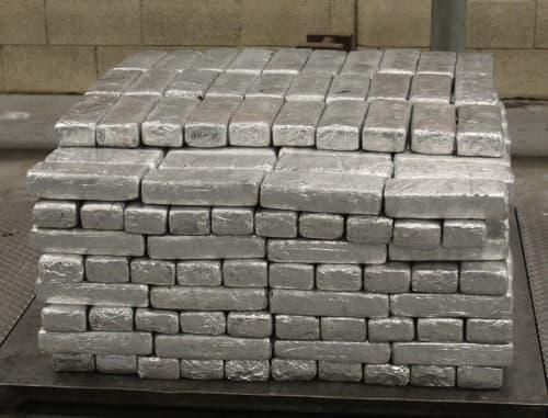 CBP Field Operations Officers Seize Over $12 Million in Methamphetamine at Pharr International Bridge