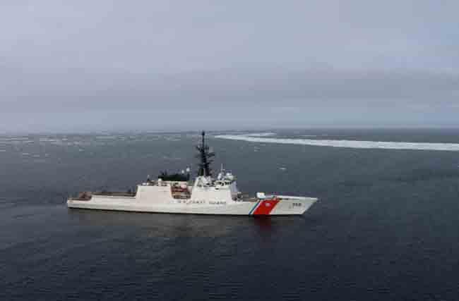 Coast Guard Operation Arctic Shield 2016 Ends as Location Closes in Kotzebue