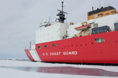 Congressman Don Young Fights for the U.S. Coast Guard