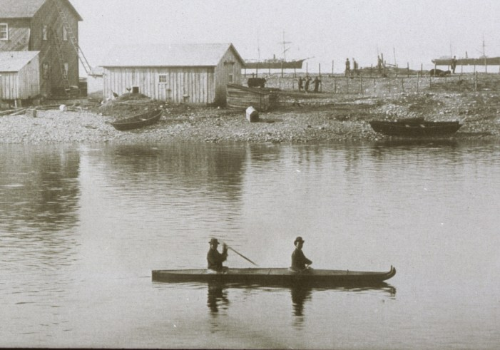 Historic Alutiiq Kayak Returns to Alaska