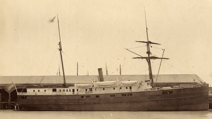 NOAA Coast Survey Vessel Finds 19th Century Shipwreck off Golden Gate Bridge — Again