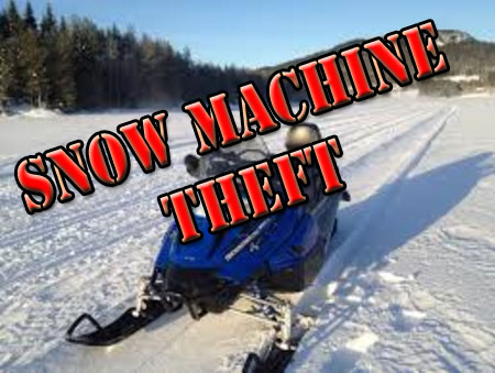 Troopers Investigate Selawik Snow Machine Thefts