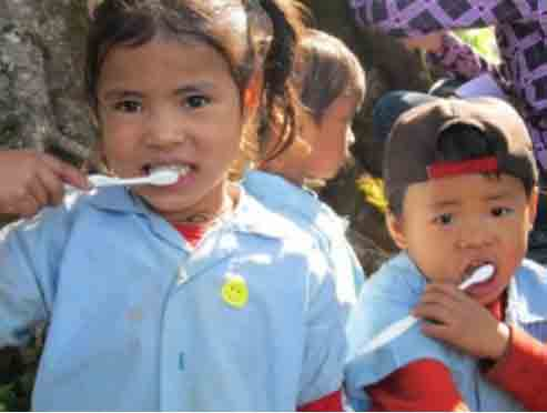 Oral Health in Indian Country Survey