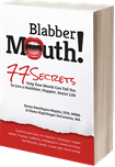 Dr Susan Maples new book Blabbermouth!