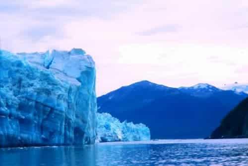 Alaska Taking Shape Near Yakutat