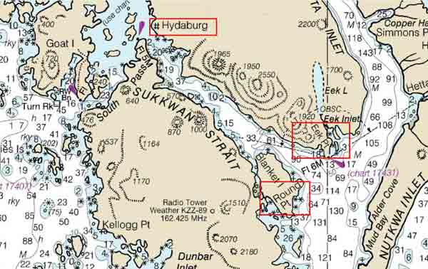Coast Guard Suspends Search for Missing Hydaburg Man