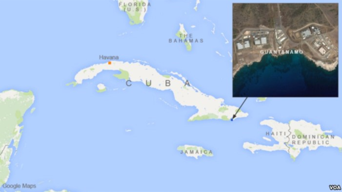 US Transfers 10 Guantanamo Bay Detainees