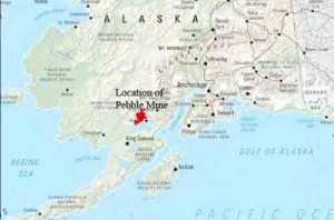 Location of proposed Pebble Mine.