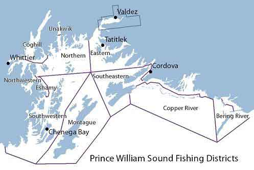 Outlook Issued for Prince William Sound, Bristol Bay Salmon Fisheries