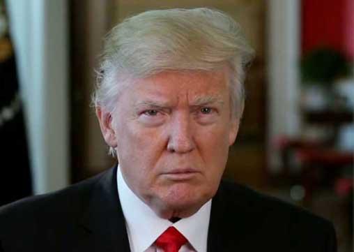 President Trump Goes Radio Silent