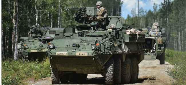 Army Plans Large October Exercise in Interior Alaska