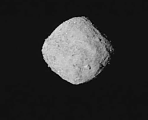 NASA Provides Live Coverage of Spacecraft Arrival at Asteroid This Morning